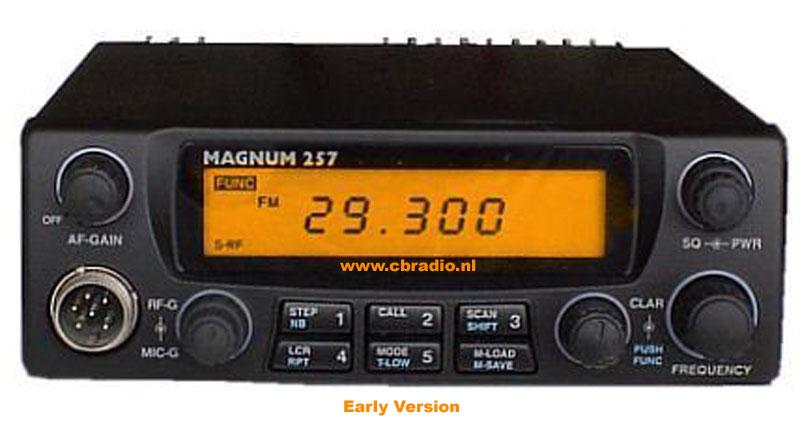 Magnum 257 cb radio