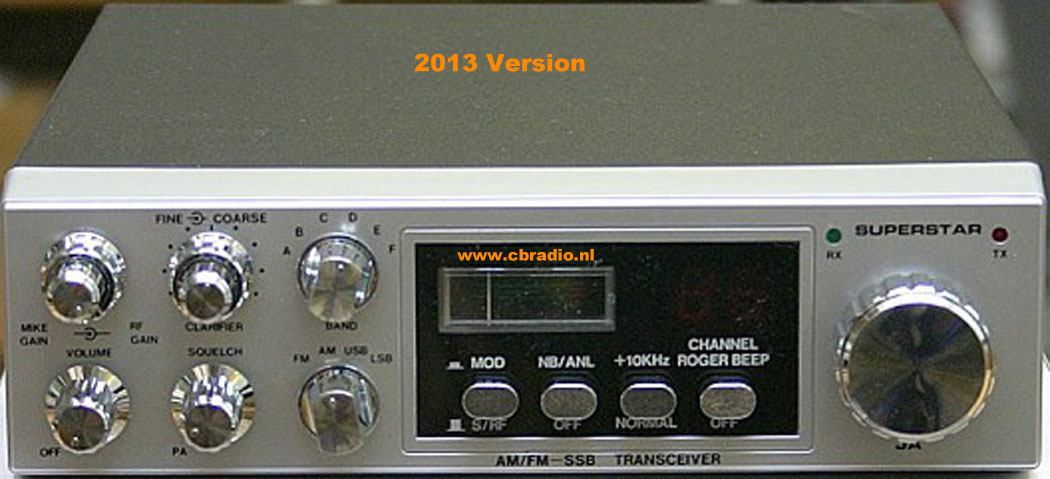 Cbradio Nl  Pictures And Specifications Superstar Ja