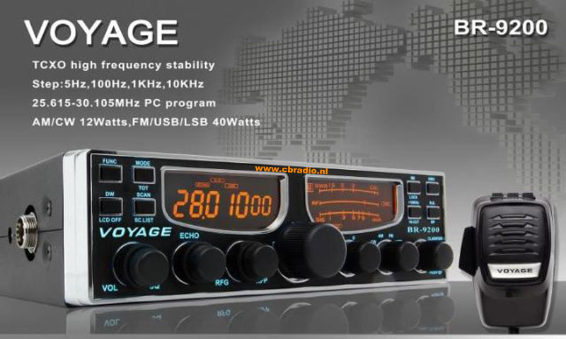 Cbradio Nl  Pictures And Specifications Voyage Br